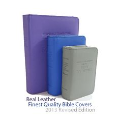 2013+Edition+New+World+TranslationSuperior+quality+leather+Bible+cover+with+front+slip-in+pocket+and+high+quality+zip.+++•++Especially+made+to+fit+the+English+2013+revision+of+the+New+World+Translation...