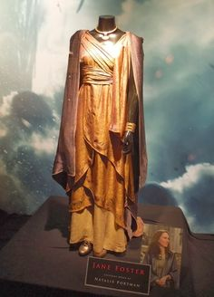 Natalie Portman Jane Foster Asgard costume Thor: The Dark World