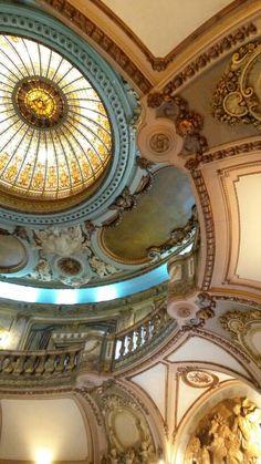 Palacio Paz. Buenos Aires