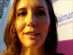 Rae,MP entrevista Martha Gabriel na Campus Party