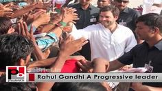 Rahul Gandhi - a sincere and honest young mass leader with modern vision...