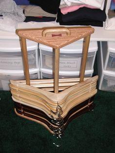 Coat hanger carrier - by scopemonkey @ LumberJocks.com ~ woodworking community