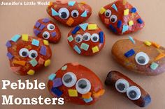 Pebble Monster Fun