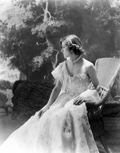 Laura, Duchess of Marlborough [Mrs. Laura Charteris Long Dudley Canfield] photographed by Cecil Beaton. She was the second wife of Consuelo's son John Albert Edward William Spencer-Churchill, the 10th Duke of Marlborough. They married 26 Jan 1972, just six weeks before his death. It was his second marriage and her fourth.