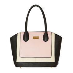 Henley Pink and Grey Jayne Tote Bag Discount Designer Handbags, Handbag Accessories, Pink Grey, Tote Bag, Fashion, Moda, La Mode, Carry Bag, Tote Bags