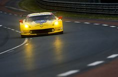 LM24: Jan Magnussen's accident during final qualifying for the Le Mans 24 Hours on Thursday, which led to the withdrawal of the #63 GTE Pro Chevrolet Corvette, was caused by a stuck throttle. RACER.com