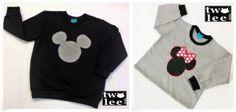 Moletons Mickey & Minnie - R$34,99