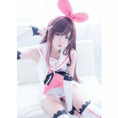 Kizuna MISA  Cosplayer: @misa72600 . . Follow @raraguy for best cosplays #kizunaai #aichannel #cosplay #cosplayer #cosplaygirl #cosplayworld #game #anime #manga #costume#taiwan #japan #asian #asiangirl #girl #cute #cutegirl #kawaii #kawaiigirl #otaku #sexy