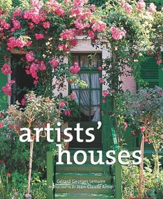 Artists' Houses: New, smaller format by Gerard-Georges Lemaire