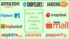 List of Top 10 Online Shopping Sites in India for Cheap & Discounted Products