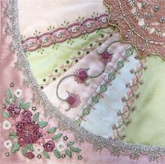 Image result for embroidery quilts