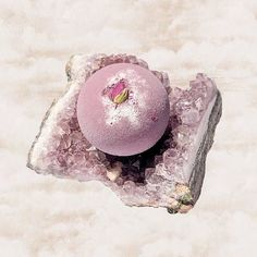 """@amoreleecosmetics on Instagram: """"We need your help! We would love for you to help us come up with a name for our new bath bomb! It has a beautiful purple hue, touch of…"""""""
