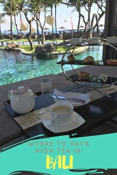 If you're worried that you'll miss High-Tea while vacationing in Bali, you don't have to! We'll tell you all of the best places to have high-tea in Bali, Indonesia where you can experience High-tea along with an incredible view. Make sure you save this guide to finding High-Tea in Indonesia so you can find it later.