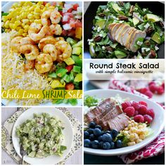 35+ Summer Salad Recipes that you'll love!  thebestblogrecipes.com