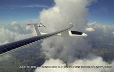 Solar flight , Sunseeker duo