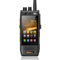 Runbo H1 4G 2-way UHF radio and Android enterprise PDA