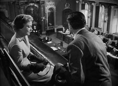 Confess (1953), Film Noir, | FILM NOIR (Screen shots) | Pinterest
