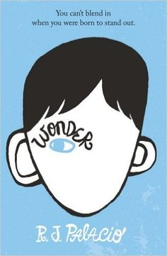 Every fifth or sixth grade student should read this book. The theme of tolerance, empathy, and acceptance is so beautifully pieced together by RJ Palacio. My students loved every minute of this read aloud! Love Reading, Reading Lists, Book Lists, Guided Reading, Reading Resources, Reading 2014, Reading Library, Reading Workshop, Happy Reading