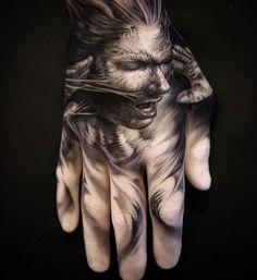 Tattoo by Stefano Alcantara