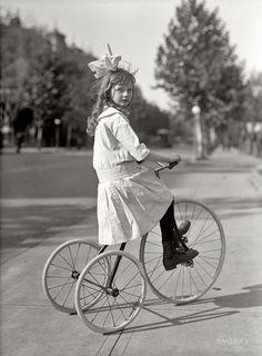 Helen Marye, 1915, in Washington