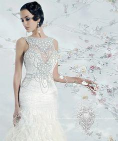 Almoda Leo Bridal Gowns, Wedding Gowns, Gorgeous Wedding Dress, Designer Wedding Dresses, Got Married, Fashion Accessories, Bride, Weddings, Beautiful