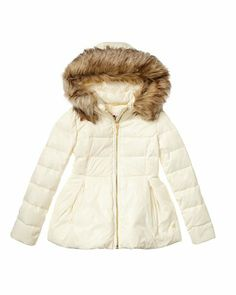 Girls Bubble Coats
