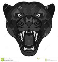 panther-portrait-angry-wild-big-cat-head-cute-face-black-aggressive-puma-bared-teeth-cartoon-style-tattoo-t-69005972.jpg (1300×1390)
