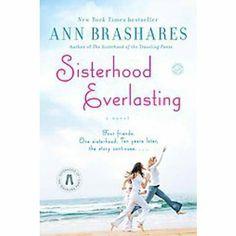 Sisterhood Everlasting - the last of the Sisterhood of the Traveling Pants series. Very nice ending :)