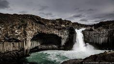 Iceland: Aldeyarfoss