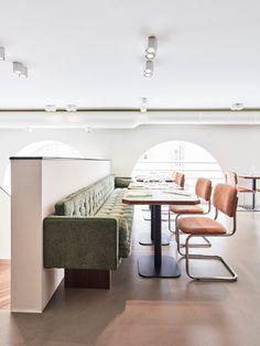 A Landlocked Restaurant That Feels Like The 1970s Italian Riviera - Sight Unseen