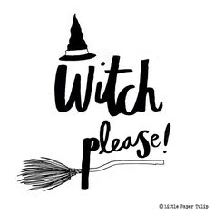 Halloween Doodle, Halloween Crafts, Fall Halloween, Witch Broom,  Witchcraft, Magick, Bullet Journal, Caligraphy, Bujo