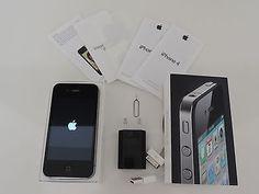 Apple iPhone 4-8GB (Ohne Simlock) Smartphone(Sehr gut Erhalten)