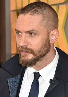 Tom Hardy attend the Mad Max: Fury Road LA Premiere, May 7th 2015