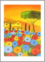 landscapes by dot dixon Color Of Life, Landscapes, Dots, Colour, Stitches, Paisajes, Color, Calla Lily, Scenery