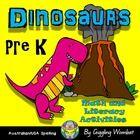 Dinosaurs PreK by Giggling Wombat | Teachers Pay Teachers