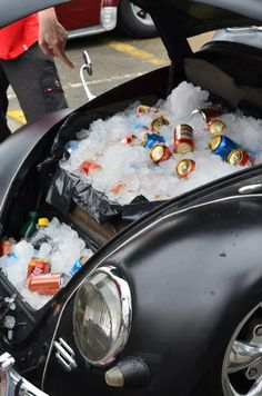 That's one cool VW funfordrinkin'