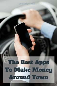 In the past we have talked about money-making apps that allow you to earn some cash watching advertisements or grocery shopping. Today let's talk about a few apps that make you money in the real world.