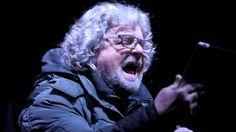 Beppe Grillo M5S Condanna 4 Mesi Carcere - Sigilli No TAV : Video News