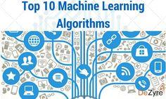 Top 10 #MachineLearning Algorithms  #DigitalTransformation