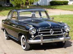 1959 Borgward Isabella TS Two Door Saloon. For some reason, I've always loved these cars, even though they were relatively rare in the UK, even at the time when they were available new. I'm old enough to remember back then :-(