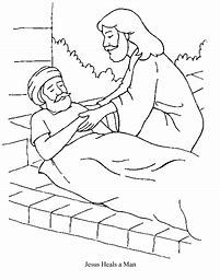 Image result for jesus healing template