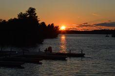 In der Urlaubsregion Muskoka in Ontario locken rund 1600 Seen, Flüsse und…