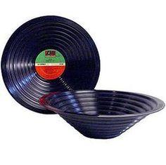 Vinyl Record Bowls  $24.99