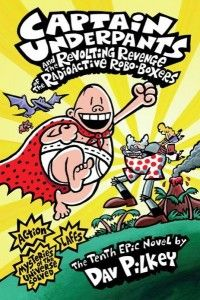 Should Captain Underpants be a challenged book? No way, says this mom.