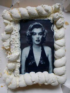 taart voor Richard Avedon
