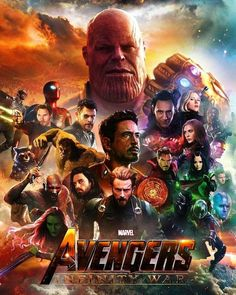 Avengers Infinity War will be in Theater Soon
