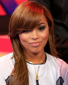 Lauren London Blonde Hair 2013 Lauren londons hair is to