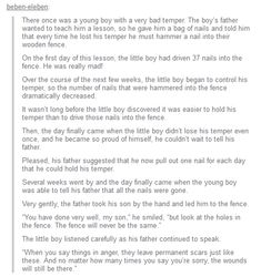 Funny pictures about The Boy With A Bad Temper. Oh, and cool pics about The Boy With A Bad Temper. Also, The Boy With A Bad Temper photos. Bad Temper, Faith In Humanity Restored, Deep Thoughts, Thought Provoking, Writing Prompts, Life Lessons, Lessons Learned, Wise Words, Inspirational Quotes