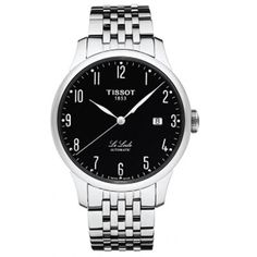 T41.1.483.52 Tissot Le Locle Quartz Mens Watch Price $420
