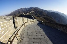 Badaling, the most visited section of the Great Wallавтор: Fotopedia Editorial Team